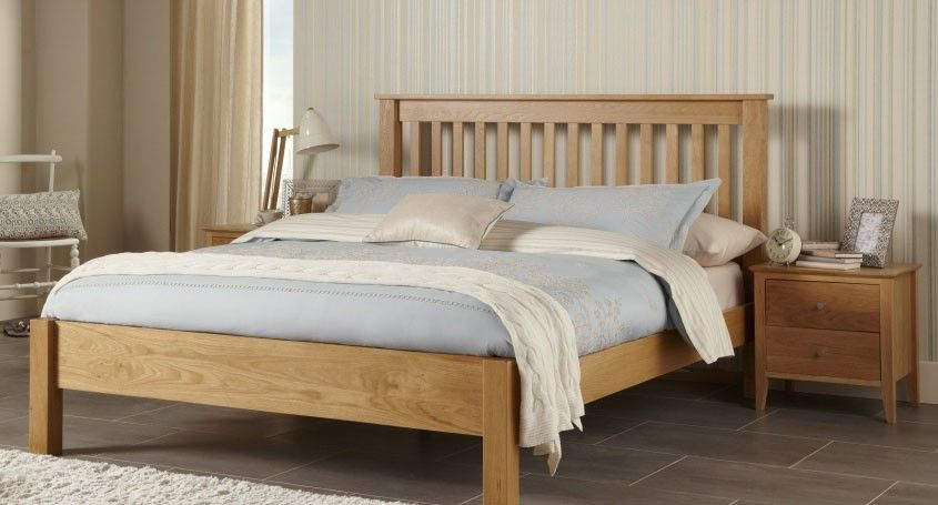 Pin By Adib Manaf On Bed Wooden Bed Frames Wooden Bed Oak Beds