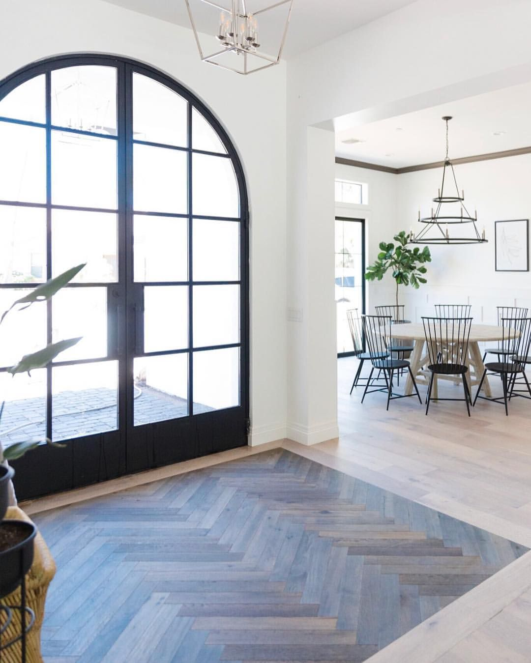 739 Likes 24 Comments Kristen The Lifestyled Co Lifestyledco On Instagram Tell Me Your Front D Pivot Doors Glass Entrance Doors Doors Interior Modern