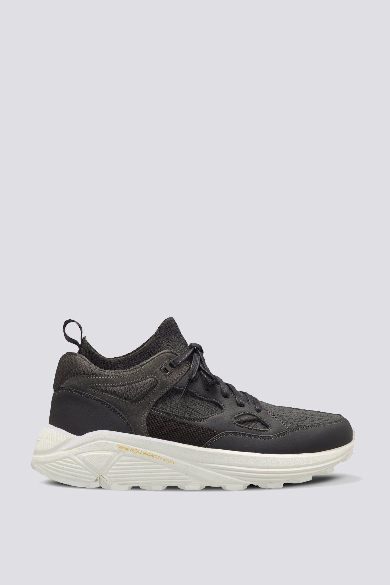 6f114dbabf66 Aura sneaker from Brandblack. Vibram rolling gait technology sole. Full  grain nappa leather upper. Full grain leather sock line. High rebound  jetlon + ...