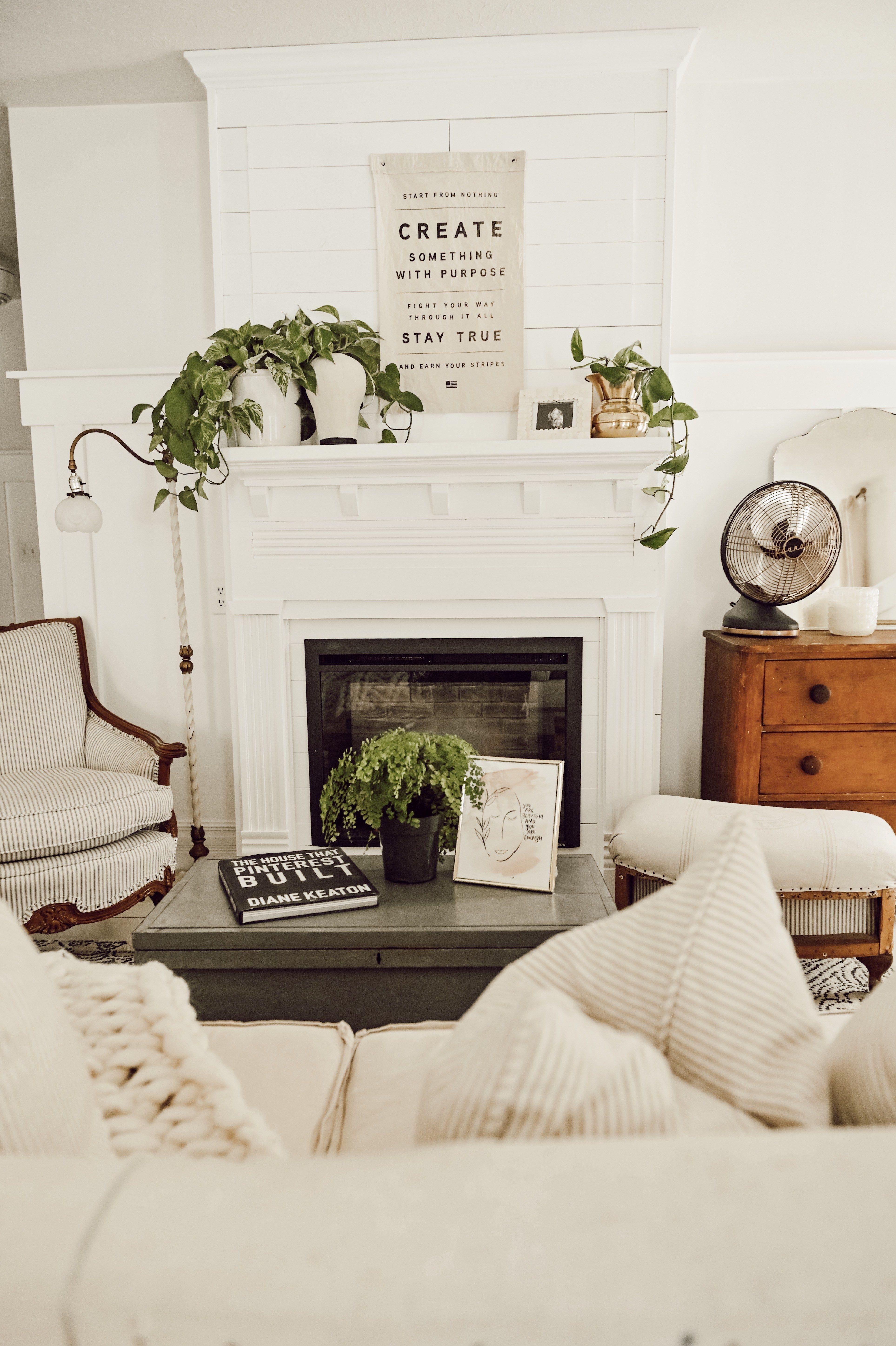 Diy built in electric fireplace diy fireplace farmhouse