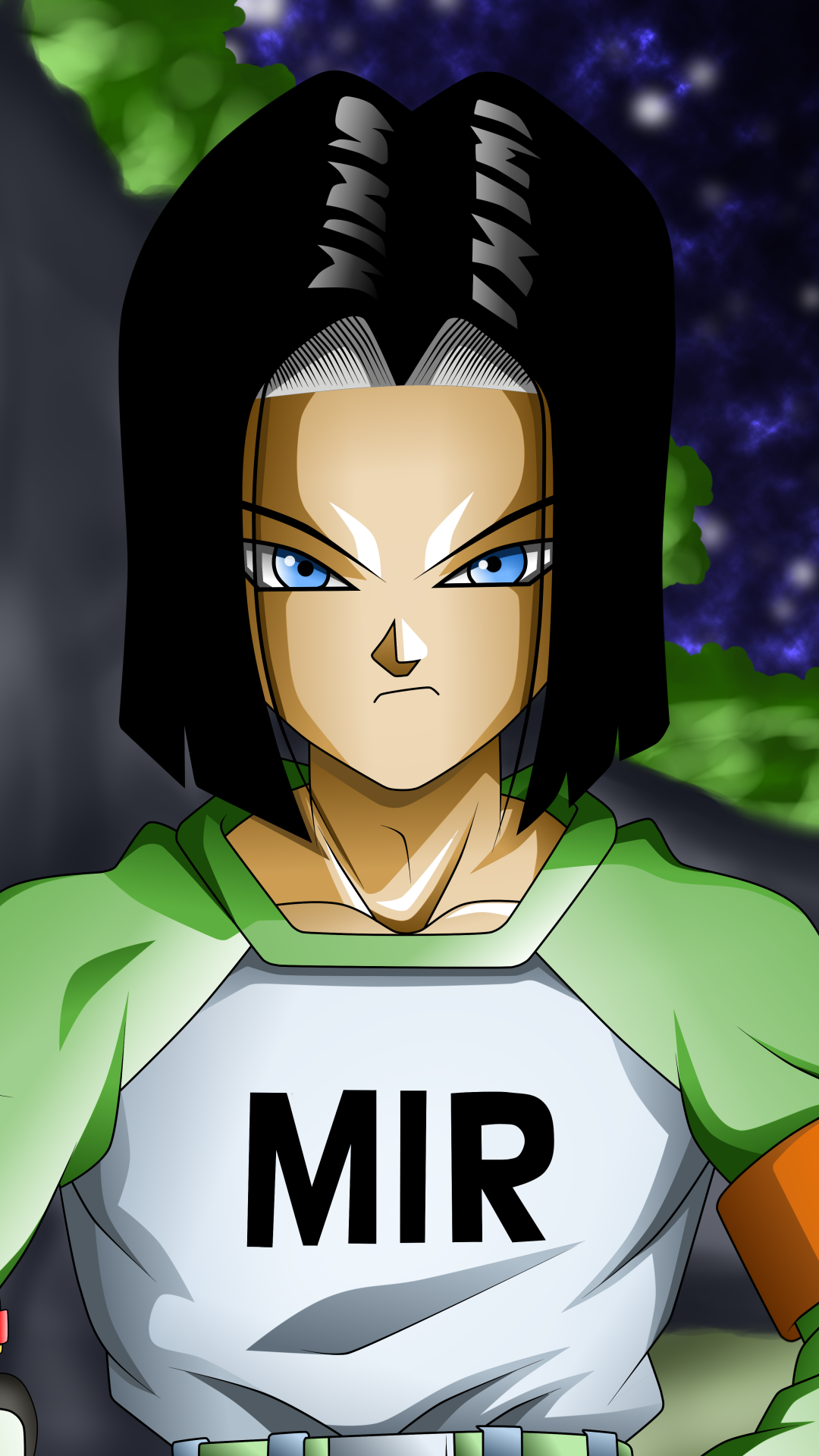 Download This Wallpaper Anime Dragon Ball Super 1080x1920 For