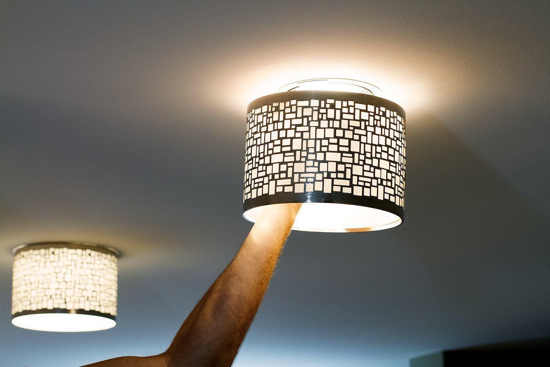 Remodel Recessed Lighting, EZClipse, Cobblestone Shade 8.5\'x6_ ...