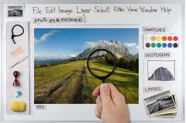 Comment utiliser Photoshop ? Le guide pour débutants - Wix - Logiciel De Dessin De Maison Gratuit