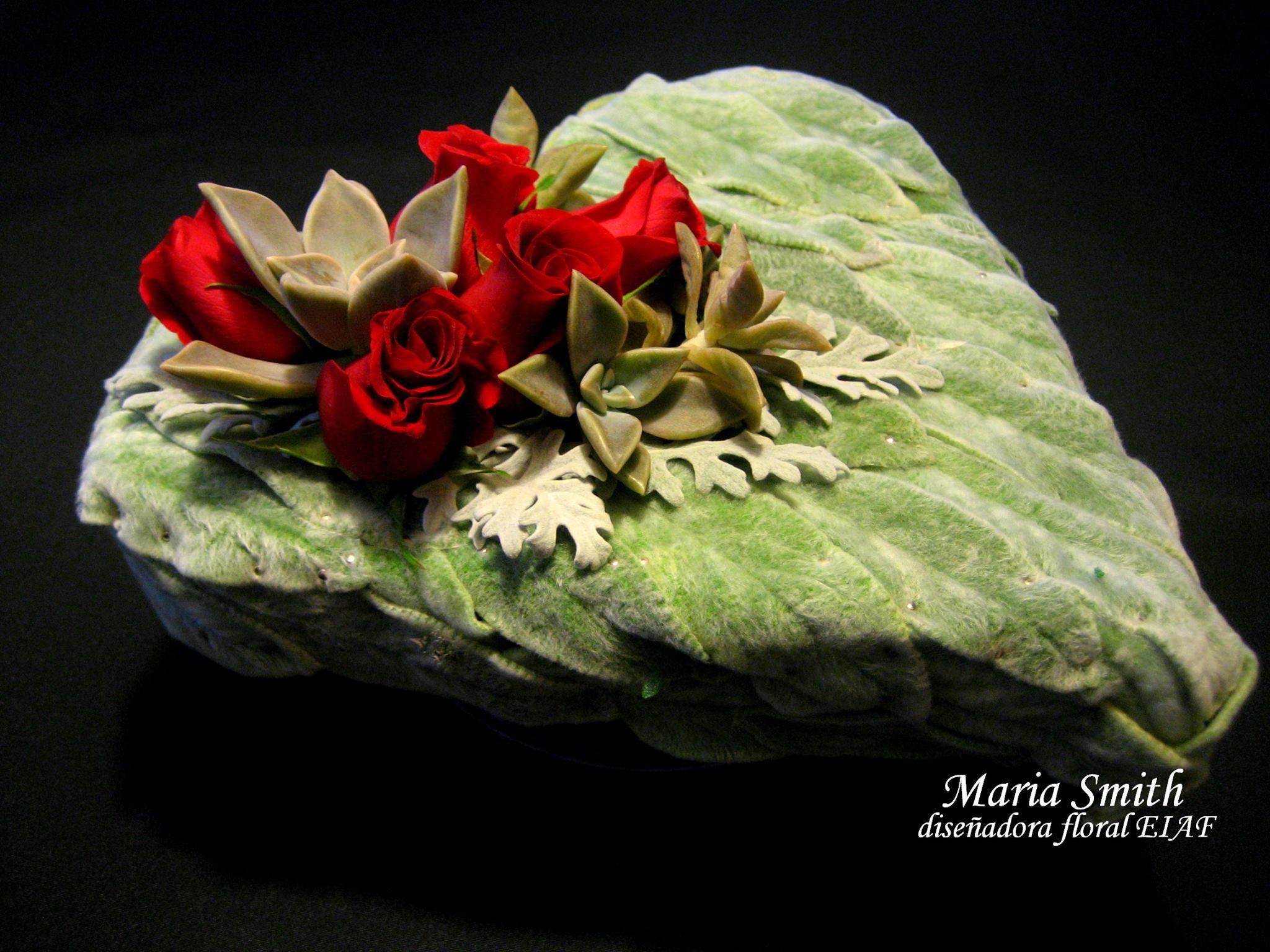 Artist: Maria Smith, M. B. Smith estudio de Arquitectura y Diseño Floral