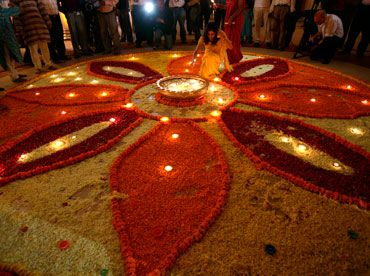 Five totally simple and really cool diwali decoration for Home decorations in diwali