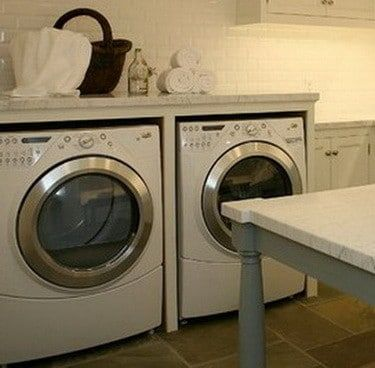 Diy Laundry Room Countertop Over Washer Dryer Laundry Room Countertop Laundry Room Diy Laundry Room Tables