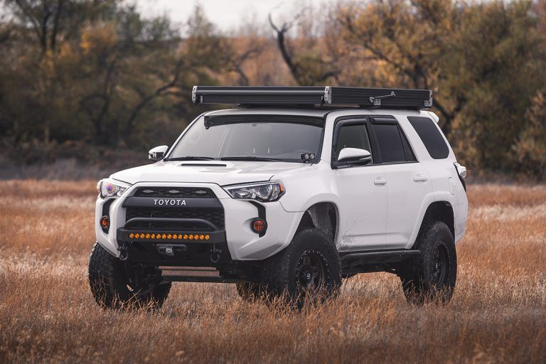 GFC Rooftop Tent on 5th Gen 4Runner Everything you Need