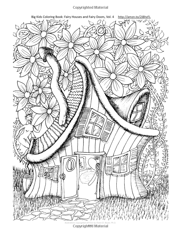 Big Kids Coloring Book Kaleidoscopic Mandalas And Quotes To Color Volume Four Friends Big Kids Fairy Coloring Pages Fairy Coloring Printable Coloring Book
