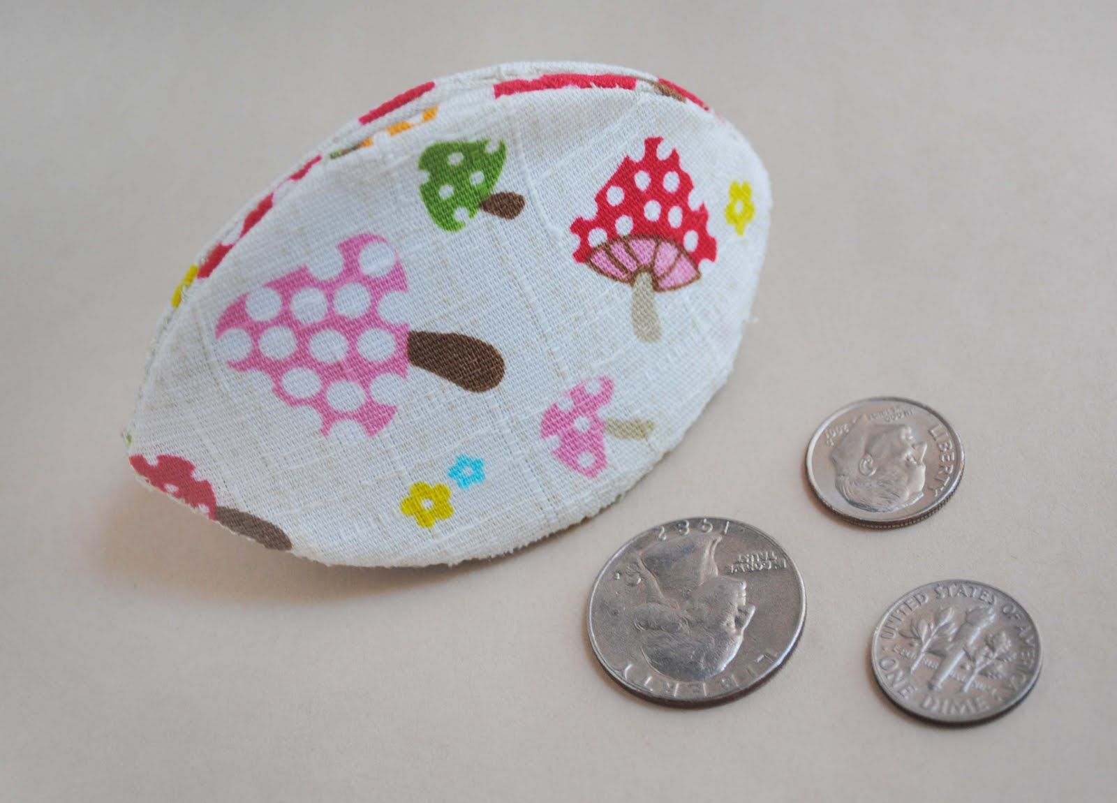 A while back I found a clever tutorial for making a coin purse out of yogurt lids.  I finally got a chance to try out the project and was pl...