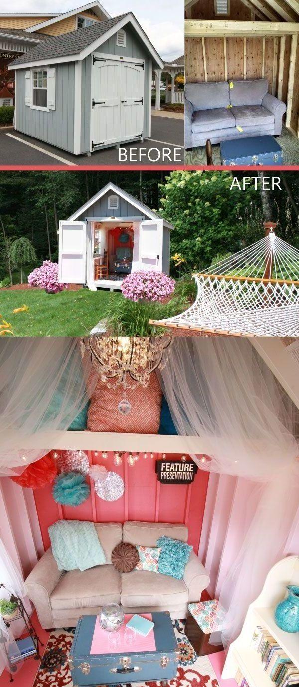 spielhaus f r den garten selber bauen diy anleitung garten ideen kind haus spielhaus. Black Bedroom Furniture Sets. Home Design Ideas