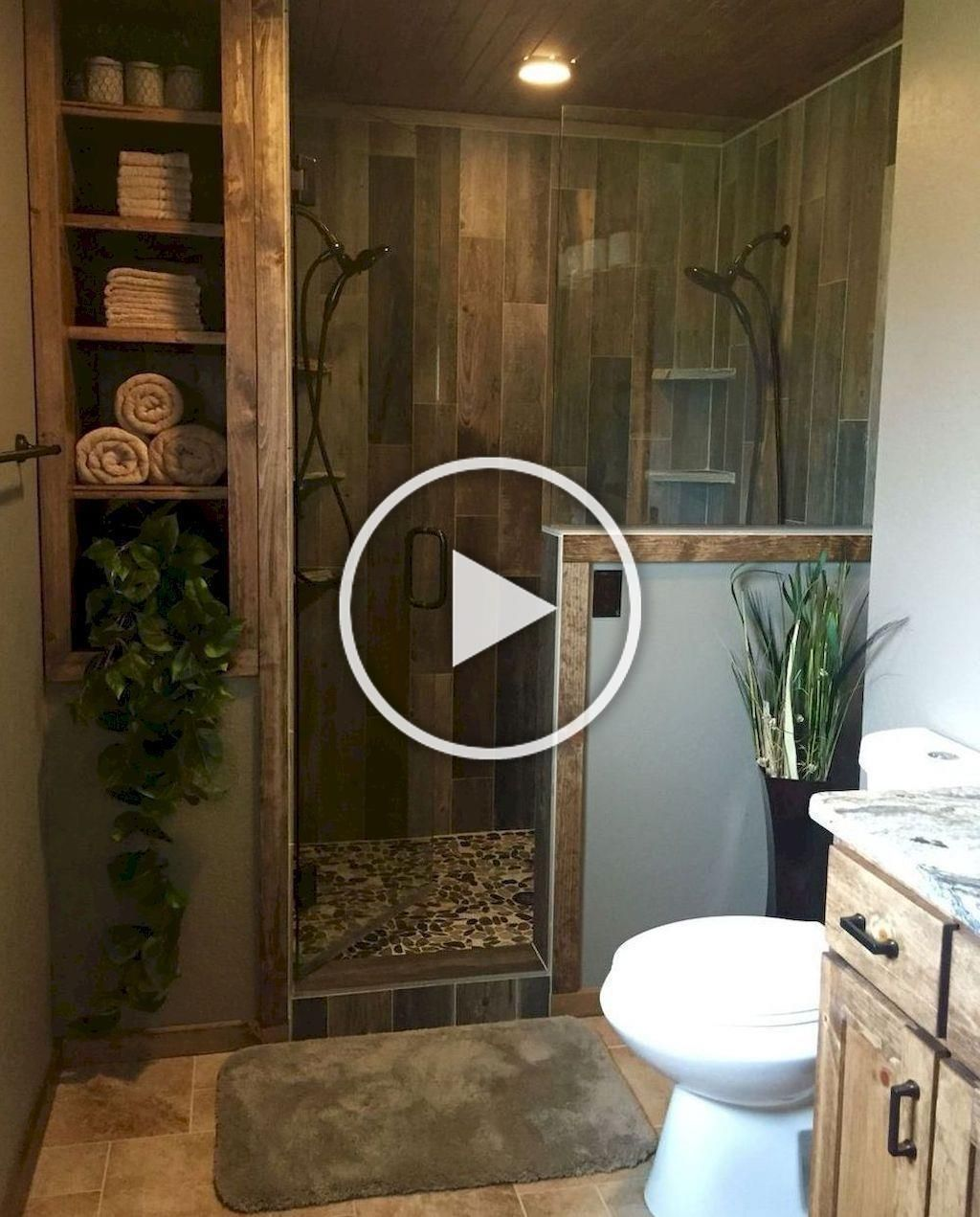 Nice 43 Best Small Master Bathroom Remodel Ideas