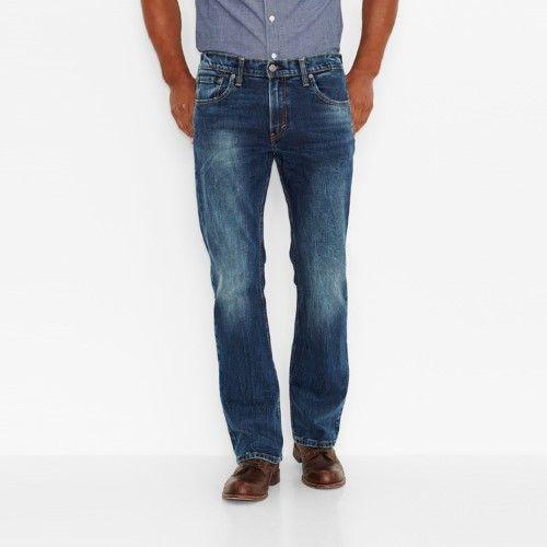 Levi's Men's 527 Slim Bootcut Jean, Black Stone, 33W x 30L, Size: 33x30