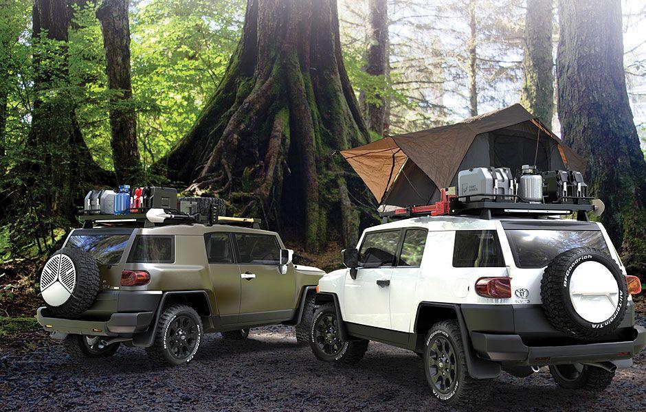 4x4 Accessories 4x4 Roof Racks Off Road Equipment Fj Cruiser Toyota Fj Cruiser Fj Cruiser Parts