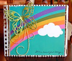 Creative Cover Pages For Projects Art And Crafts Cover Page For