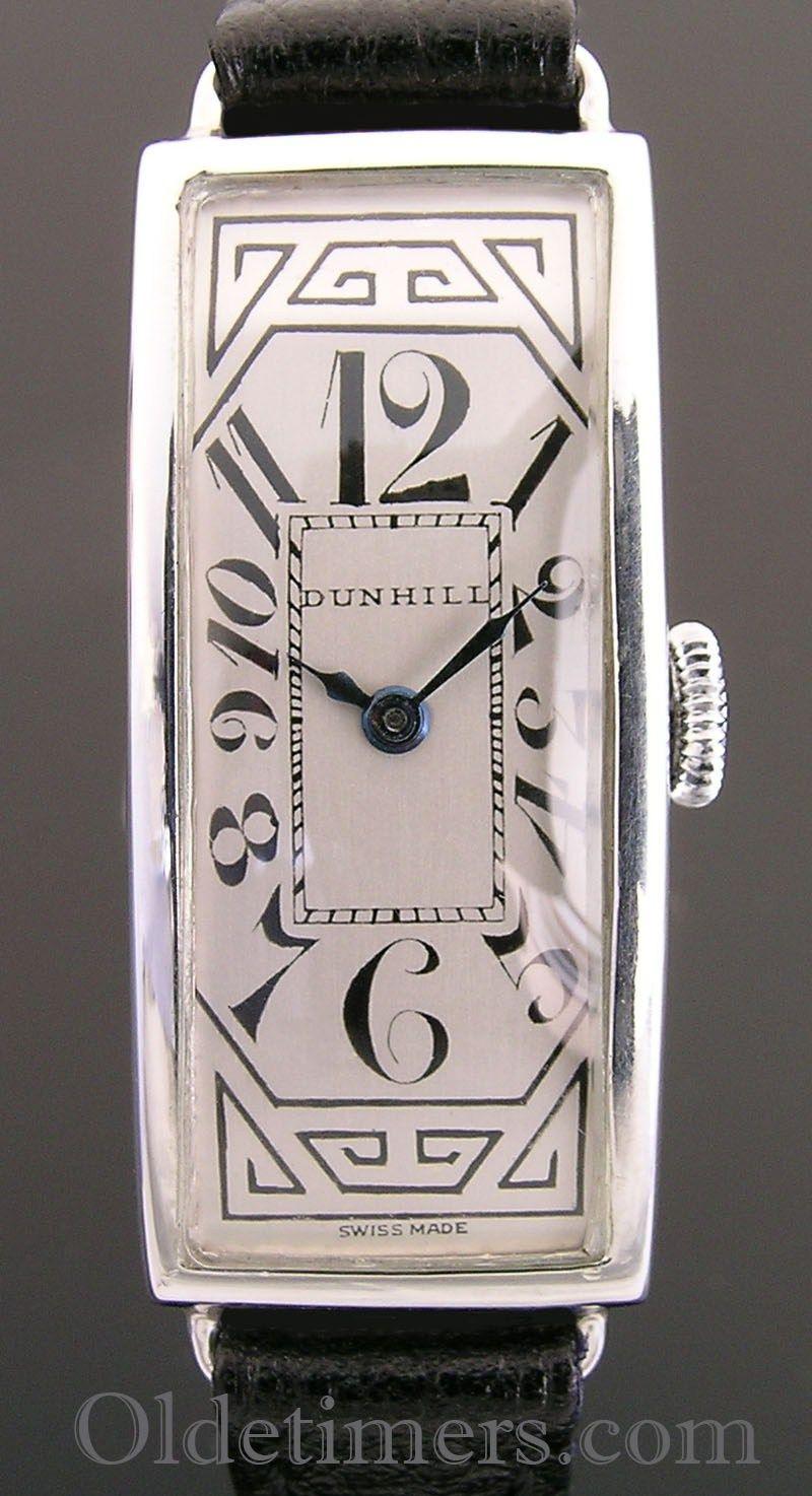 14 x 15mm NOS Longines Ladies Silver Rectangular Wristwatch Dial