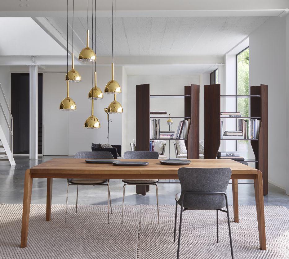 Spirit Of Forest Tables De Repas Designer Peter Maly Ligne
