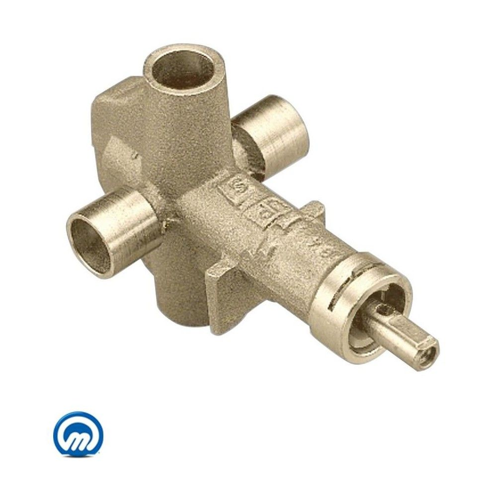 Moen 62700 1 2 Ips Rough In Valve With Integrated Volume Control