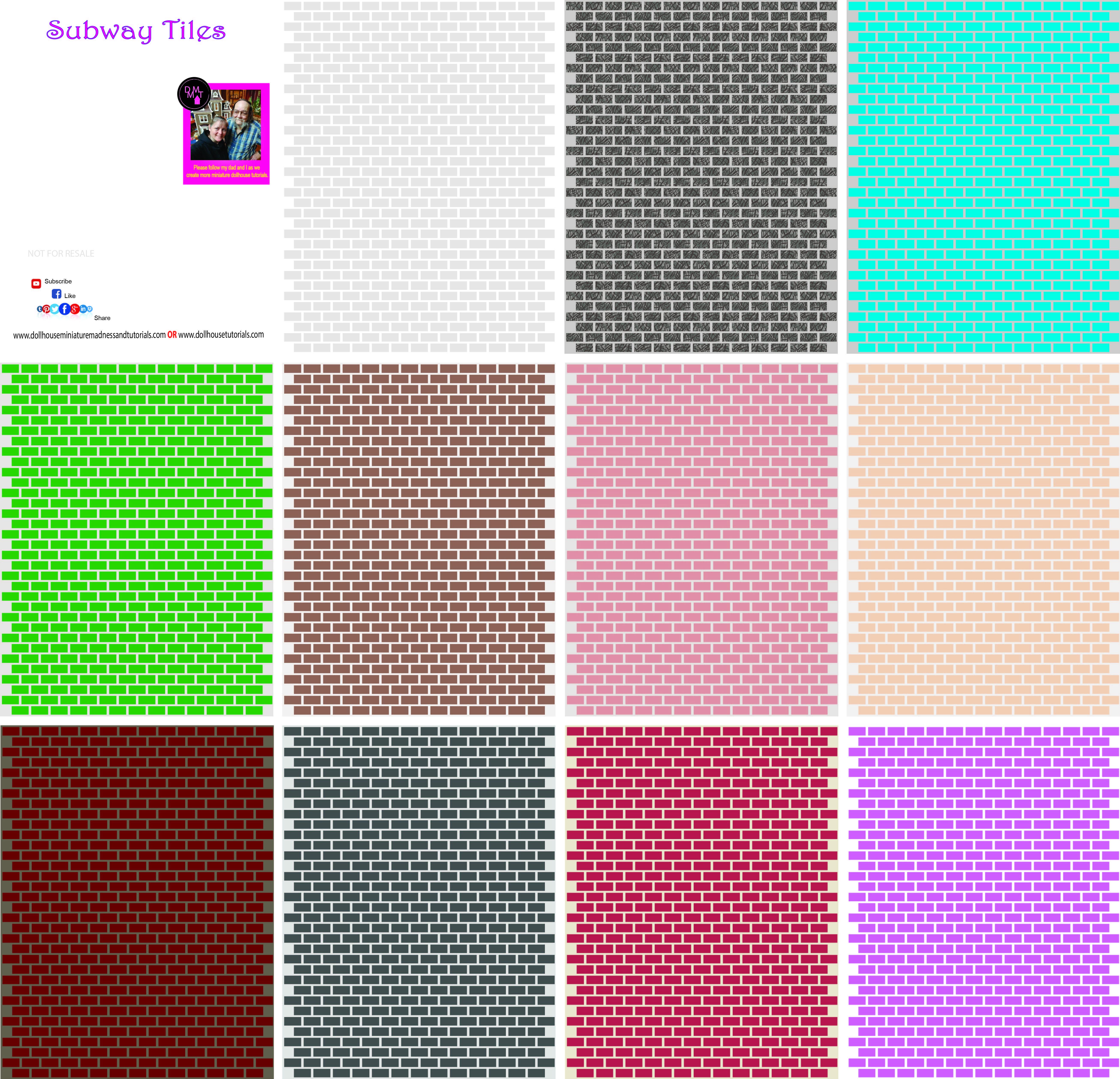 Floor & Wall Tiles Templates Floor Tile 1 Download PDF-floor-tiles ...