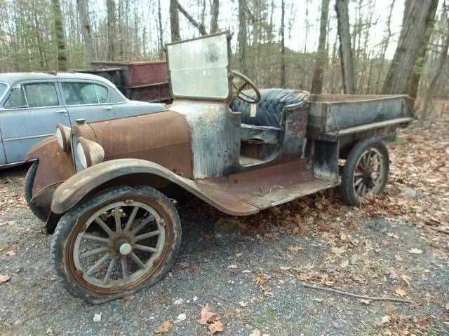 Trucks For Sale In Okc >> 1917 Dodge Dodge Brothers Custom Pick Up | Hot rods cars muscle, Old trucks
