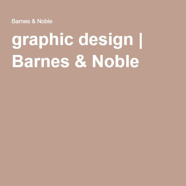 graphic design | Barnes & Noble
