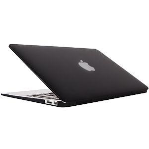 Moshi iGlaze Ultra-slim Case for MacBook Air 13-inch - Black 99MO054002