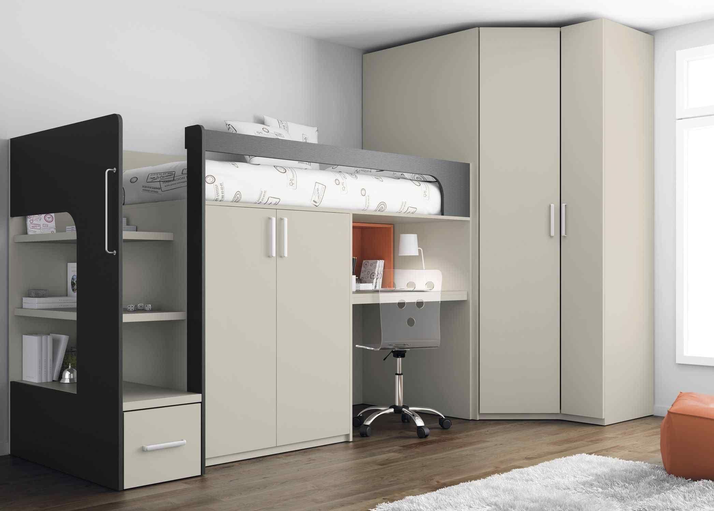 lit mezzanine : une pièce supplémentaire cosy et intimiste | lit