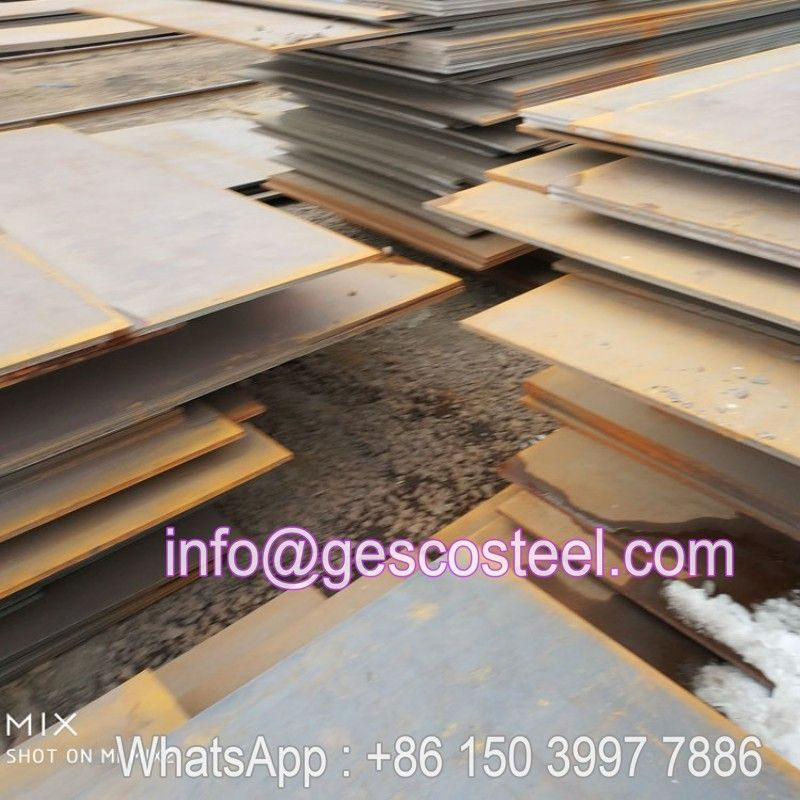 15mnvr Steel Hot Rolled 15mnvr Steel Plate 15mnvr Steel Sheet 15mnvr Steel Plate 20g 15mnvr Boiler Steel Plate 20r 1 Weathering Steel Corten Steel Steel Plate