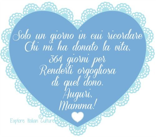 When Is Italian Mother S Day Ideas To Celebrate The Festa Della Mamma Mothers Day Gifts Uk Cheap Mothers Day Gifts Valentines Day Messages