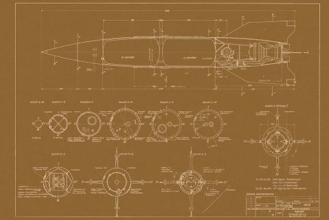Each aero art blueprint is digitally scanned from original vintage each aero art blueprint is digitally scanned from original vintage nasa artwork our malvernweather Images
