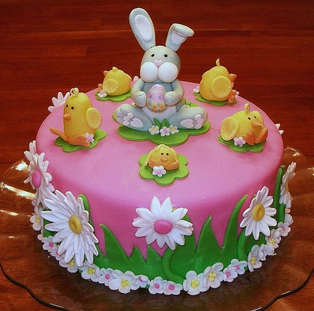 1000 Images About Easter Cakes On Pinterest Cakes Peter