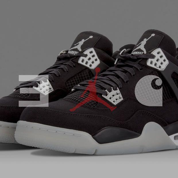 Eminem x Carhartt x Air Jordan 4 Release Info | SneakerNews.com