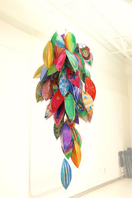 Community Art Project Racimo Cool Art Projects