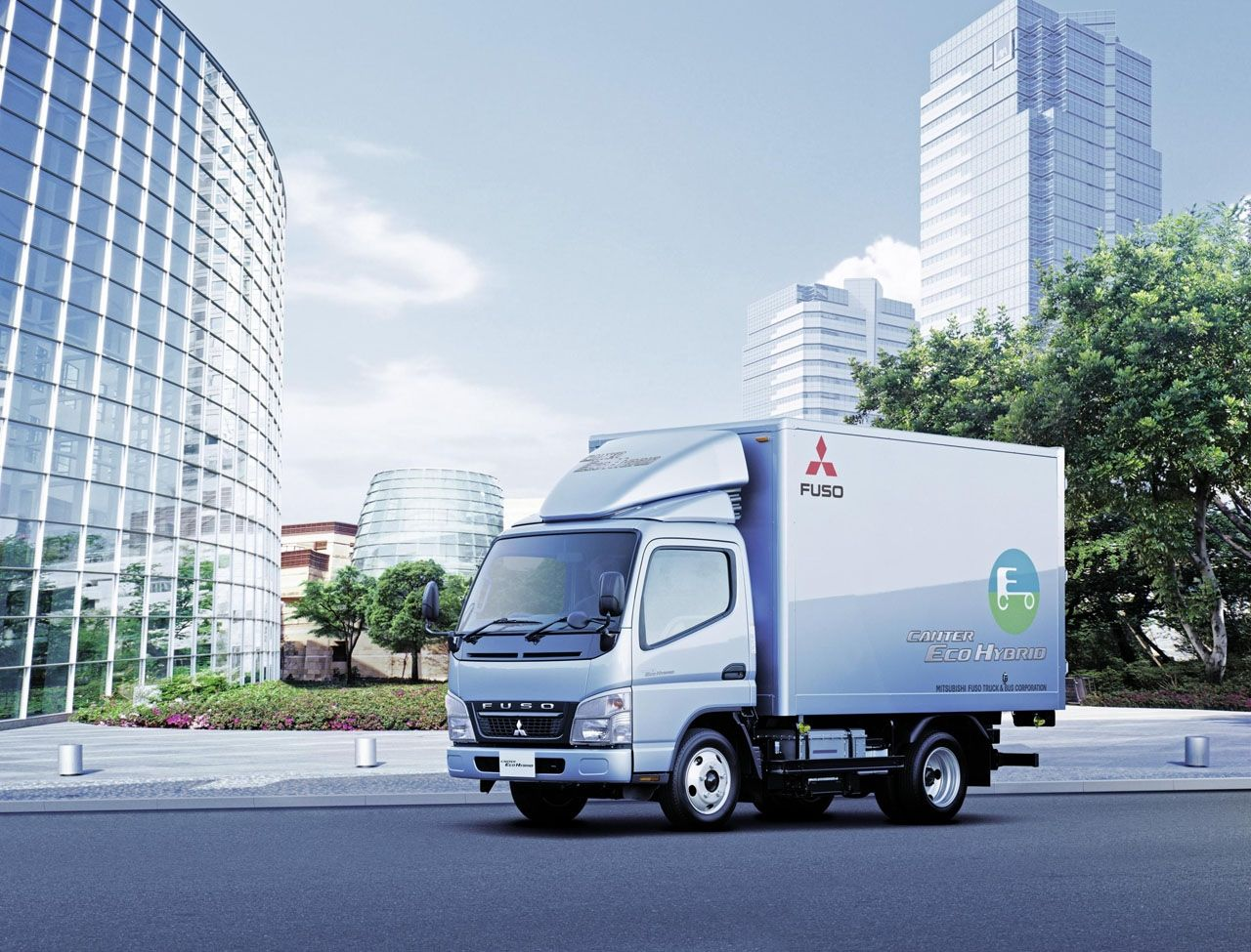 Fleet facelift: DHL Hong Kong buys its first-ever green truck for transport