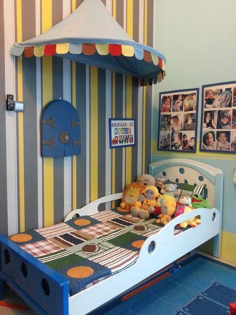 X Presi By Kemn Azmaili Deko Rias Transformasi Bilik Tidur Anak Deco