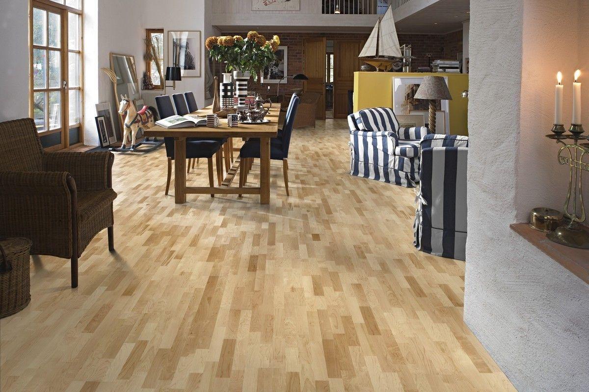 Kahrs Maple Toronto Maple floors, Maple wood flooring