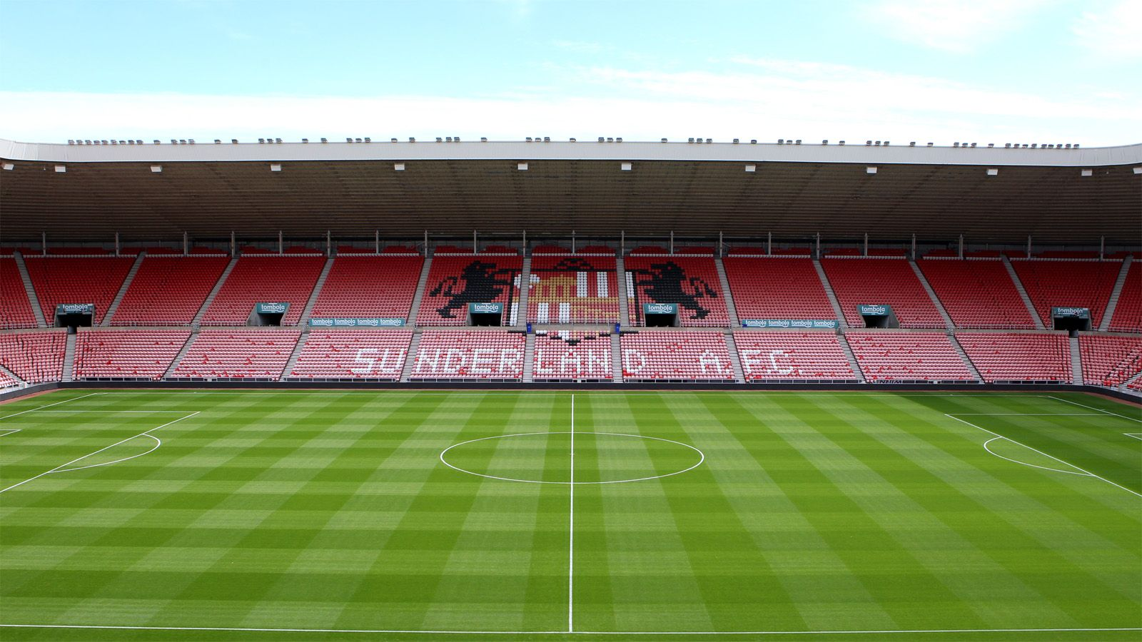 Explore Stadium Of Light, Sunderland, And More!
