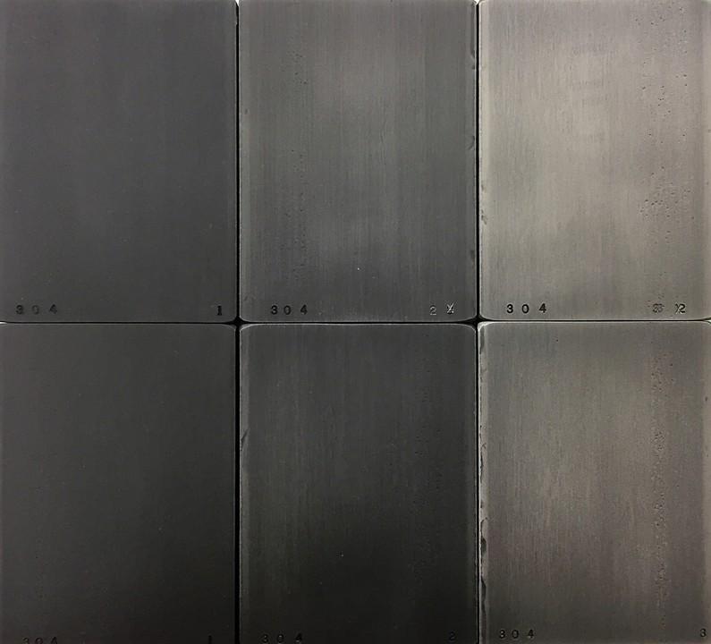 Blackened Steel Finishes For Decorative Metals Wiemann