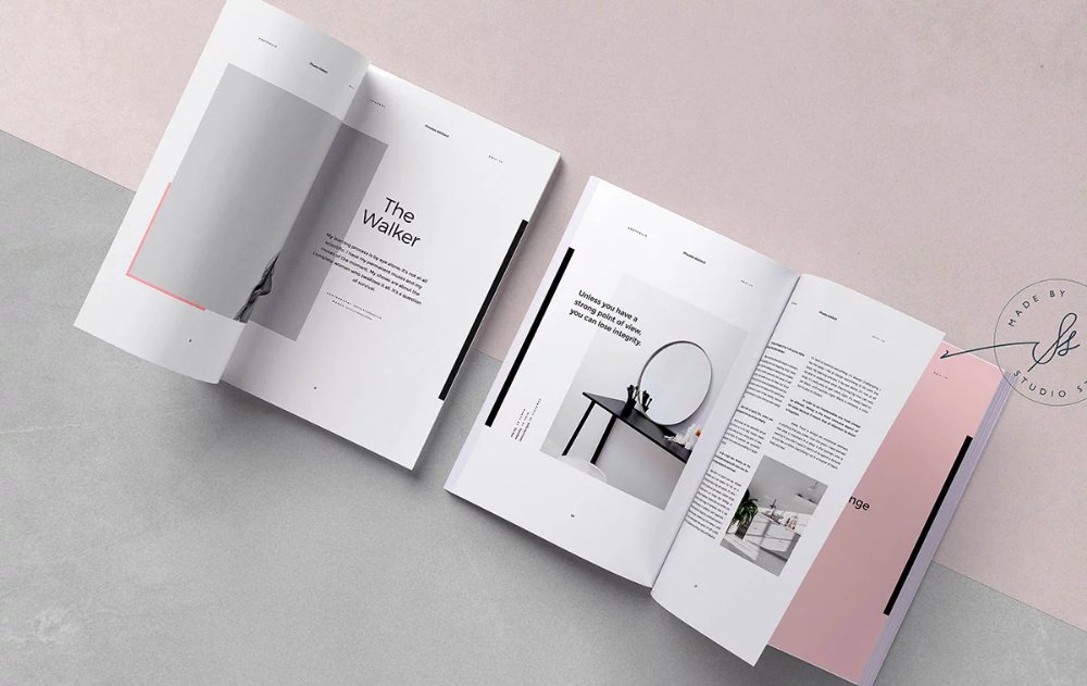30 Free Magazine Mockups For A Realistic Presentation 2020 Colorlib Magazine Mockup Indesign Magazine Templates Magazine Template