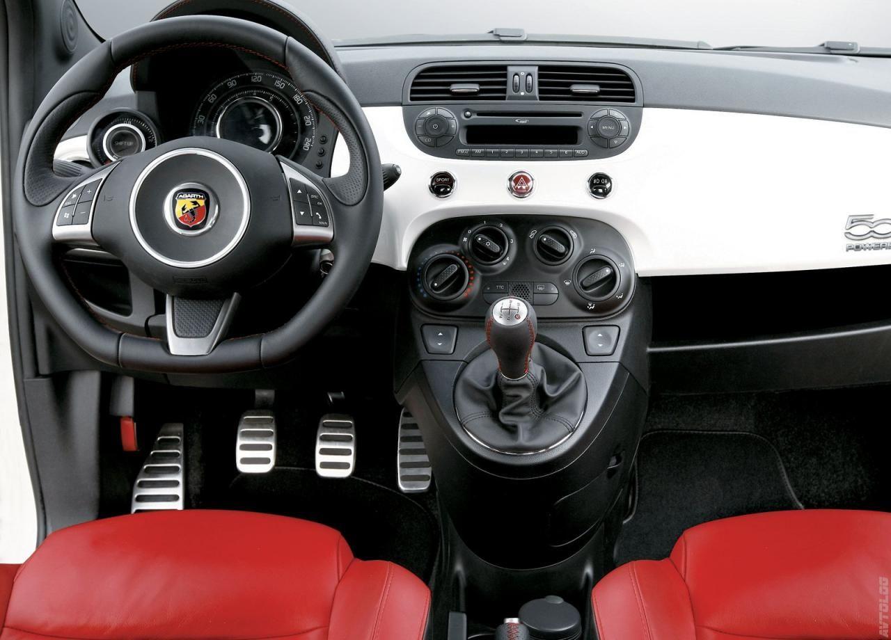 2015 Fiat 500 милый итальянец преобразился