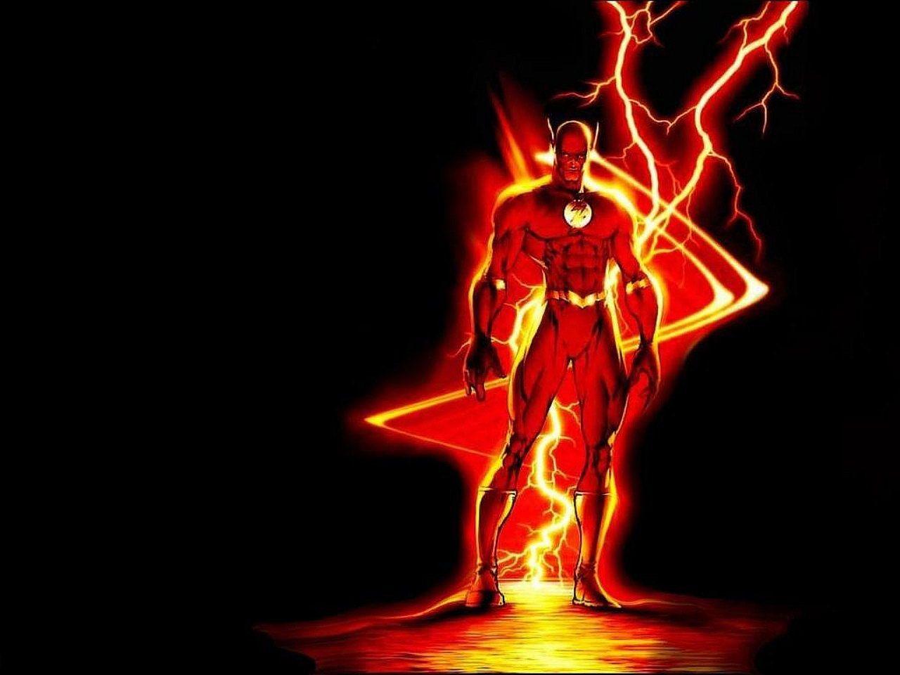 the flash dc