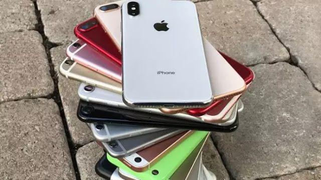 Gambar Ilustrasi Iphone Di Lansir Dari Tribunjakarata Com Iphone Mungkin Salah Satu Ponsel Papan Atas Dengan Harga Yang Hanya Produk Apple Iphone Ponsel