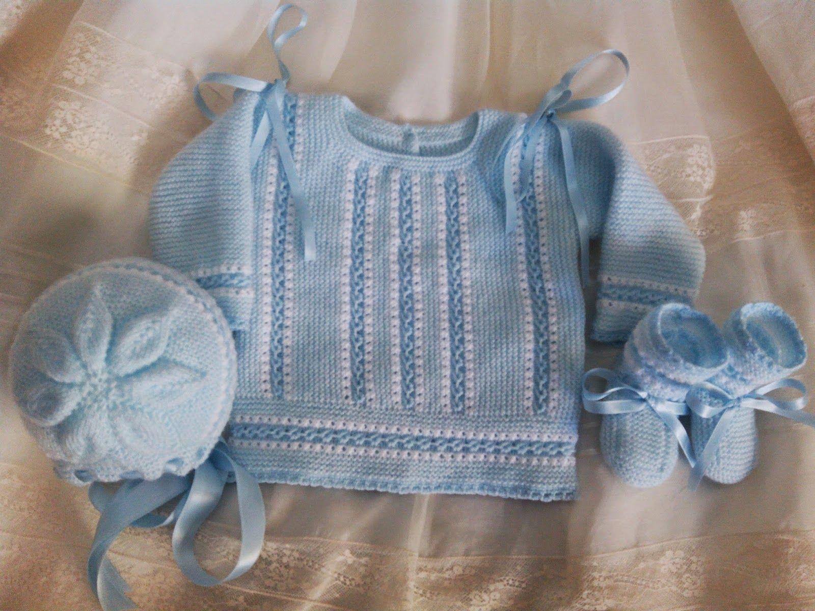 Blog De Canastilla En Lana Para Bebe Hecho A Mano Vestimenta De Bebé Sueter Para Bebe Tejido Chaqueta Bebe Punto