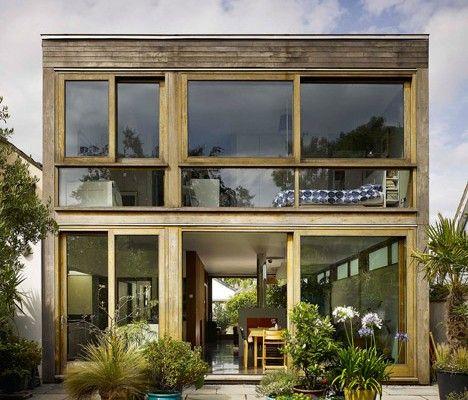 open house par john mclaughlin architecture maison. Black Bedroom Furniture Sets. Home Design Ideas