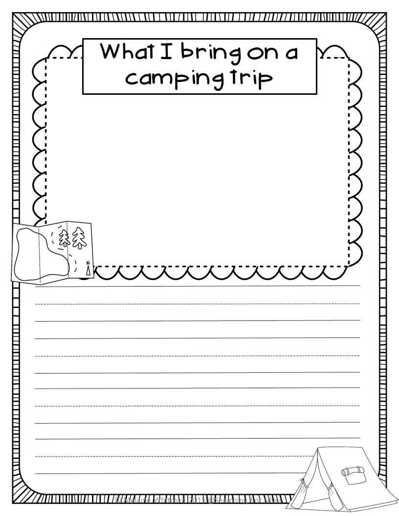 Summer Writing Prompts Writing Prompts For Kids Summer Writing Prompts Kindergarten Writing Prompts [ 1056 x 816 Pixel ]