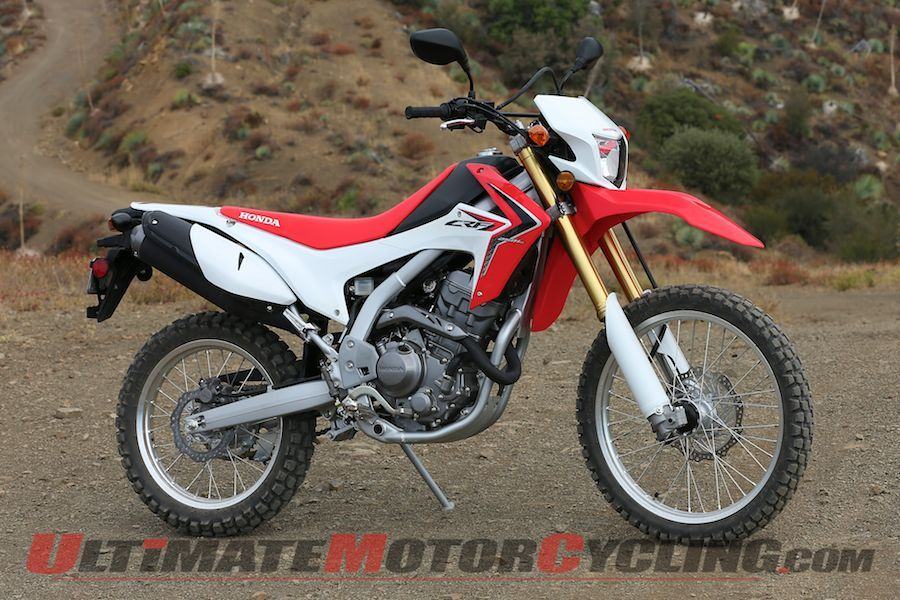 2013 Honda CRF 250 L Motorcycle TestHonda is on a mission