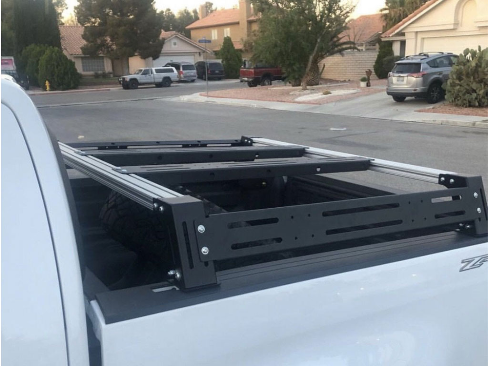 Cali Raised Overland Bed Rack 20052020 Toyota