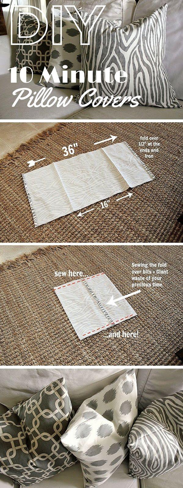 Download Easy DIY Pillows from homeisd.com