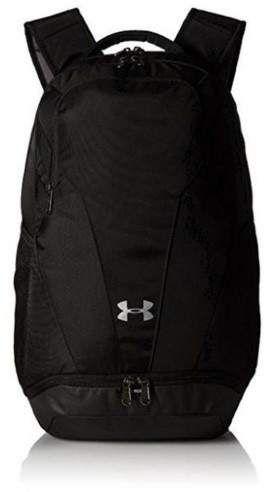 1e455fe8b292bd Under Armour UA Team Hustle 3.0 All Sport Backpack 1306060 (Black ...