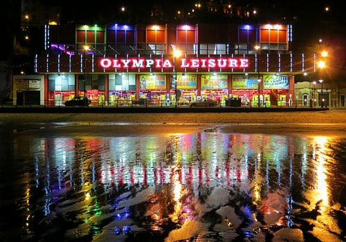 Olympia Leisure Scarborough in Yorkshire