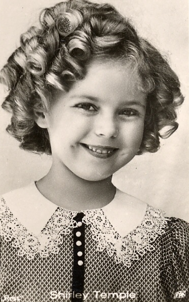 shirley temple smile song